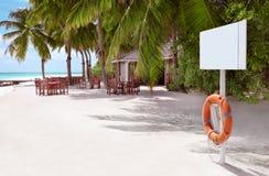 Beautiful sea beach royalty free stock photos