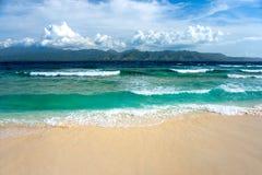 Beautiful sea at Gili Meno, Indonesia. Stock Photography