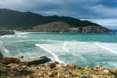 Beautiful sea in Krabi, southern Thailand Royalty Free Stock Photo