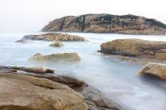Beautiful sea landscape. Stock Photo
