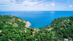 Beautiful sea landscape Stock Photography