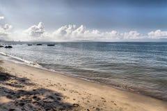 Beautiful sea landscape Royalty Free Stock Photos