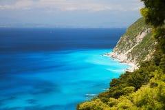 Beautiful sea landscape Royalty Free Stock Image