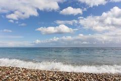 Beautiful sea paradise beach . Royalty Free Stock Photography