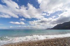 Beautiful sea paradise beach . Stock Photography