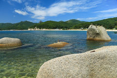 Beautiful sea scape Stock Image