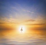 Beautiful sea scenic Stock Photos