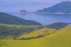 Beautiful  sea shore Stock Images