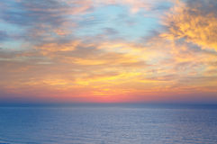 Beautiful  sea Royalty Free Stock Photo