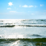 Beautiful sea Royalty Free Stock Photography