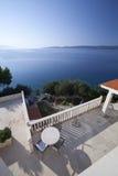 Beautiful sea view Stock Photo