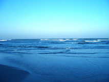 Beautiful sea view 3. Beautiful sea, kanyakumari, south tip of south india Royalty Free Stock Photography