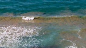 Beautiful sea wave Stock Images