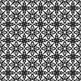 Beautiful seamless floral pattern Royalty Free Stock Images