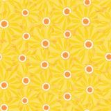 Beautiful seamless floral pattern . Flower vector illustration. Field of flowers.  Stock Photo