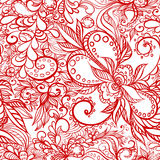 Beautiful  seamless pattern Royalty Free Stock Image