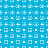 Beautiful seamless pattern, vector illustration Royalty Free Stock Image