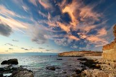 Free Beautiful Seascape Royalty Free Stock Image - 17521486