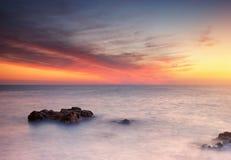 Beautiful seascape Royalty Free Stock Photo