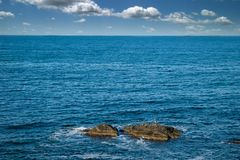 Beautiful seascape Royalty Free Stock Photography