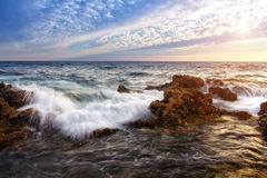 Beautiful seascape Stock Images