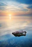 Beautiful seascape. Composition of nature stock image