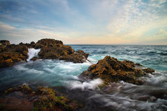 Beautiful seascape Royalty Free Stock Photo