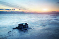 Beautiful seascape Stock Photography