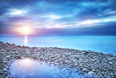 Free Beautiful Seascape Royalty Free Stock Images - 55314689
