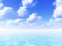 Beautiful Seascape Royalty Free Stock Image