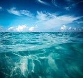 Beautiful seascape stock photography