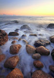 Beautiful seascape. Composition of nature. Stock Images