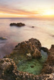 Beautiful seascape. Stock Image