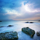 Beautiful seascape Royalty Free Stock Photos