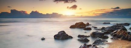 Beautiful seascape. Royalty Free Stock Photos