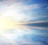 Beautiful seascape. Stock Images