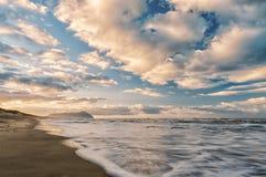 Circeo beach Royalty Free Stock Image