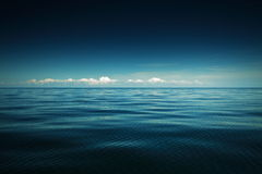 Beautiful seascape. Natural composition of nature Stock Photography