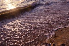 Beautiful seascape. Stock Photos