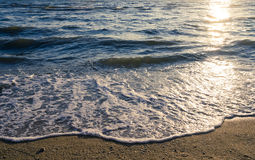 Beautiful seascape. Natural composition. Stock Photography