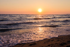 Beautiful seascape. Natural composition. Stock Photos