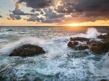 Beautiful seascape nature. royalty free stock photos