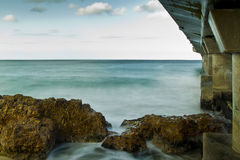 Beautiful seascape Stock Images