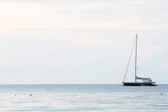 Beautiful seascape scene Royalty Free Stock Images