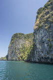 Beautiful seascape south Thailand. Travel Stock Photography