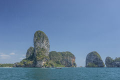 Beautiful seascape south Thailand. Travel Royalty Free Stock Images