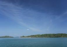 Beautiful seascape south Thailand. Travel Royalty Free Stock Photo