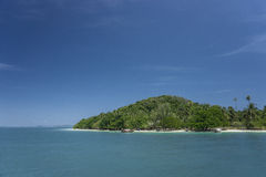 Beautiful seascape south Thailand. Travel Royalty Free Stock Image