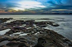 Beautiful seascape Sydney, Australia Royalty Free Stock Image