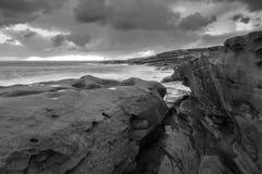 Beautiful seascape Sydney, Australia Royalty Free Stock Photo